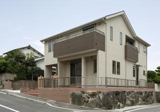 仲良く楽しく暮らせる理想の二世帯住宅T邸     2013年9月完成