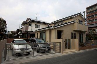 福岡市早良区 M邸 2012年12月完成