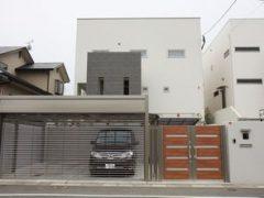 福岡市南区 K邸 2011年8月完成