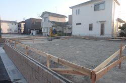 【ガーデンシティ重留】11号地 建築リポート(1)