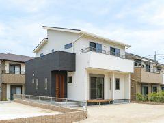 【ガーデンシティ重留】 2号地(モデル) 新築戸建