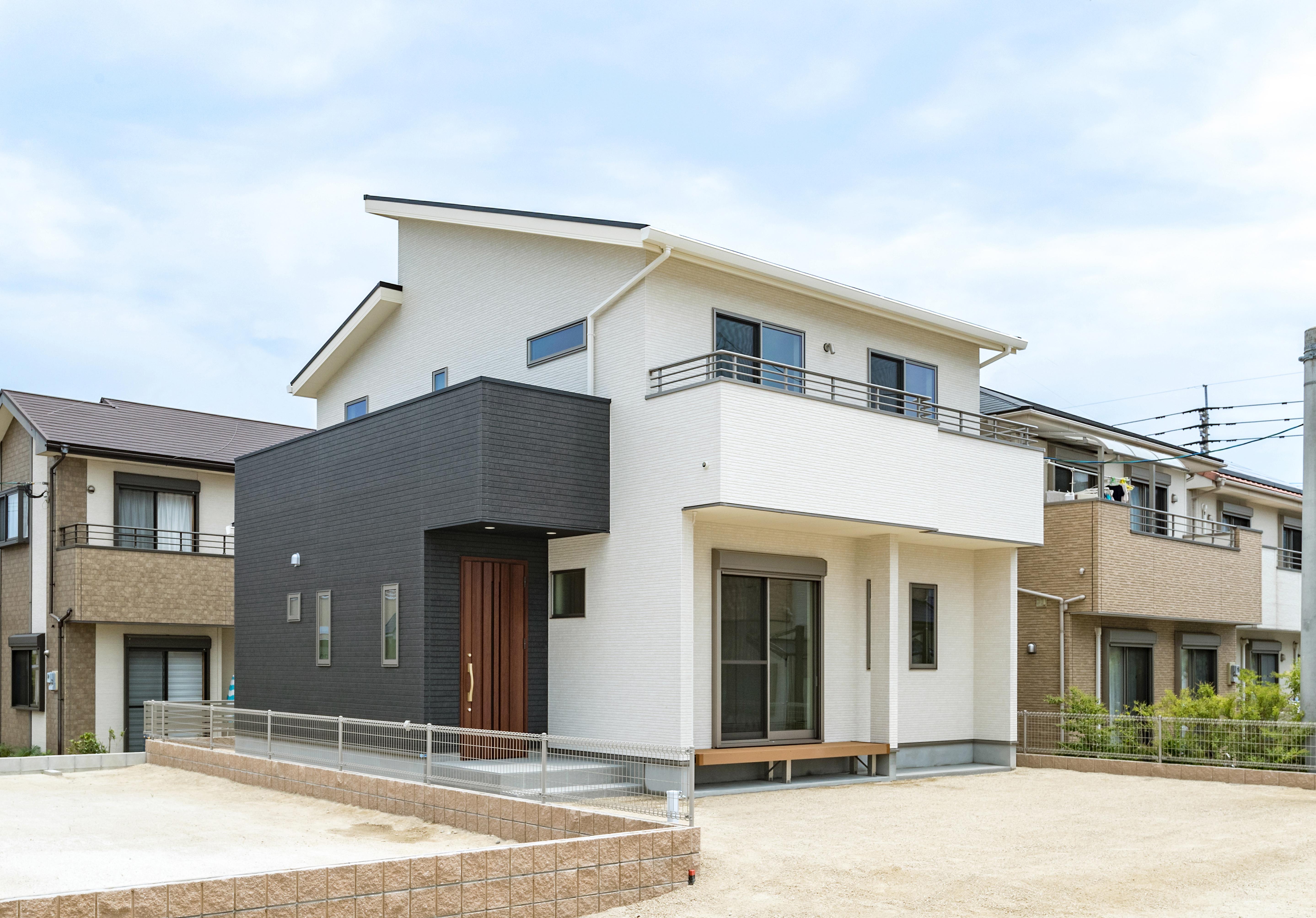 福岡市早良区ガーデンシティ重留2号地モデルハウス1