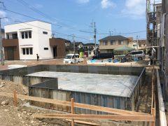福岡市分譲地/注文住宅【ガーデンシティ重留】5号地 建築リポート(1)