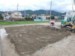 福岡市分譲地/注文住宅【ガーデンシティ重留】6号地 建築リポート(1)