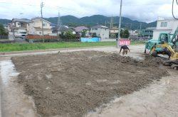 【ガーデンシティ重留】6号地 建築リポート(1)