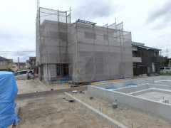 福岡市分譲地/注文住宅【ガーデンシティ重留】3号地 建築リポート(1)