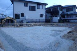 筑紫郡那珂川町道善 Y様邸 建築リポート(1)