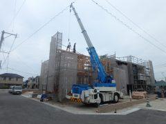 福岡市分譲地/注文住宅【ガーデンシティ重留】5号地 建築リポート(3)