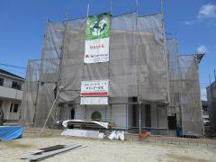 福岡市分譲地/注文住宅【ガーデンシティ重留】3号地 建築リポート(3)