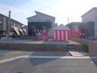 ◆福岡市早良区◆売出し中分譲地◆注文住宅【ガーデンシティ重留】◆1号地◆新築一戸建て住宅の建築工事の流れ(工程)