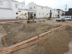 ◆福岡市早良区◆売出し中分譲地◆注文住宅【ガーデンシティ重留】◆7号地◆新築一戸建て住宅の建築工事の流れ(工程)