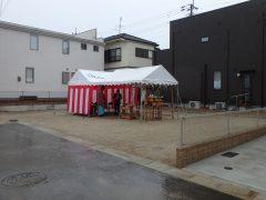 福岡市分譲地/注文住宅【ガーデンシティ重留】9号地 地鎮祭