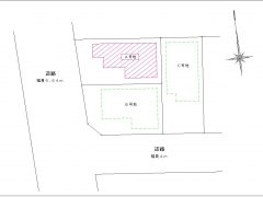 新着!!【福岡市南区・長住】 注文住宅◆分譲地◆A号地◆自由設計