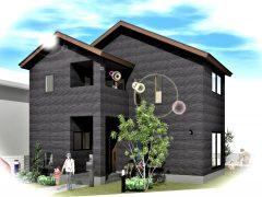 ◆新着◆福岡市南区柏原1丁目◆分譲地【B号地】注文住宅