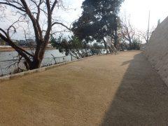 柏原1丁目分譲地◆最新報告◆その3~四季を感じる借景