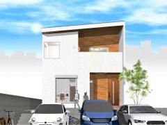 ◆予告◆柏原6丁目/2区画/注文住宅/分譲予定