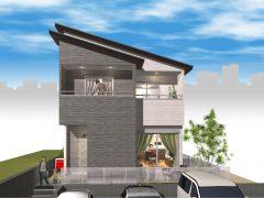 ◇NEW◇4LDK+小屋裏収納付き コンセプトハウス(耐震等級3)