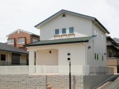【こだわりの注文住宅】    福岡市城南区 T様邸